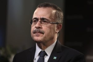 Aramco's Nasser talks up low-carbon oil