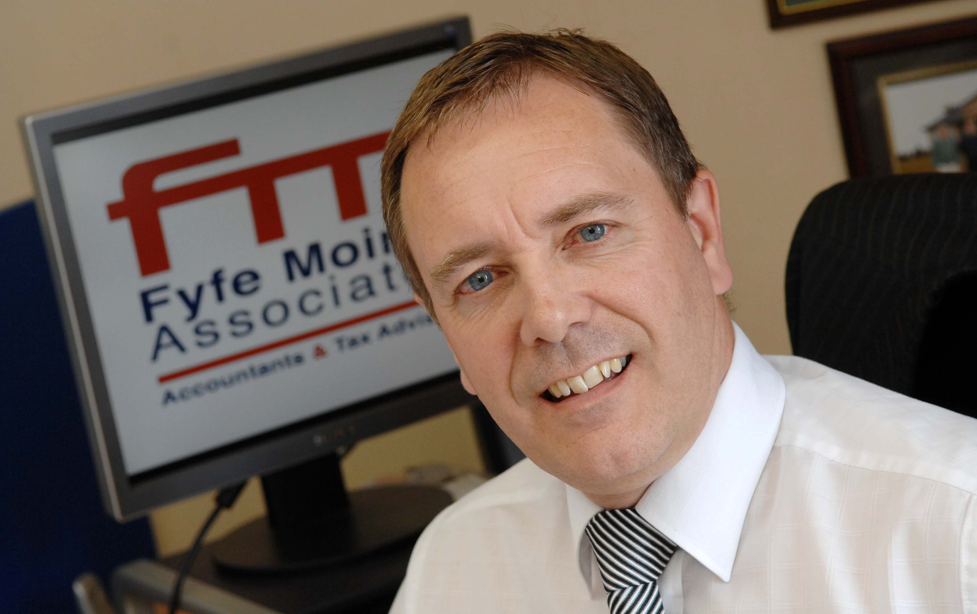 Fyfe Moir and Associates Director Alan Moir.