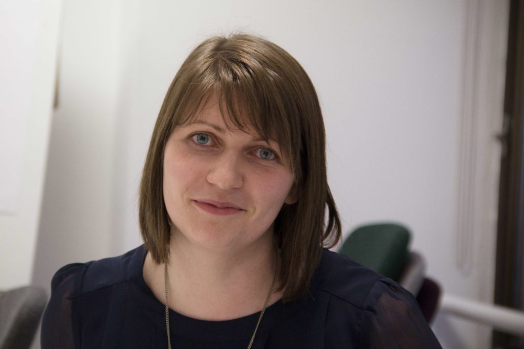 Hannah Smith, senior policy manager for Scottish Renewables.