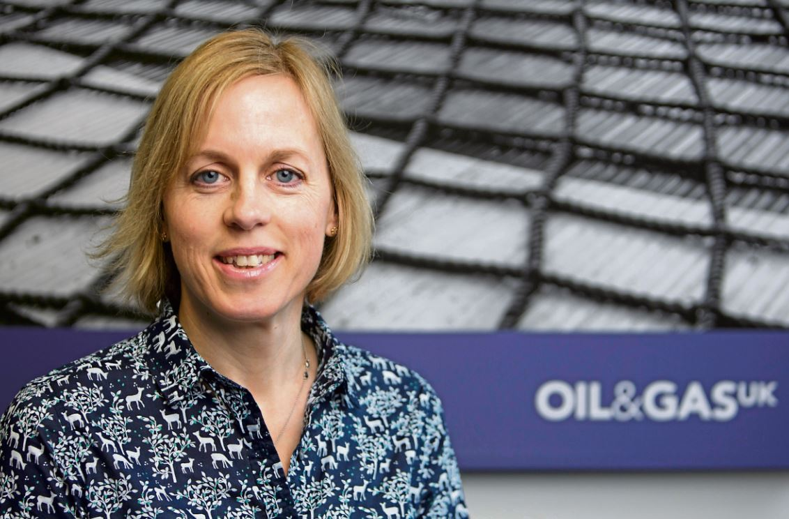 Katy Heidenreich, Oil and Gas UK (OGUK).