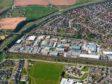 Spurryhillock Industrial Estate in Stonehaven