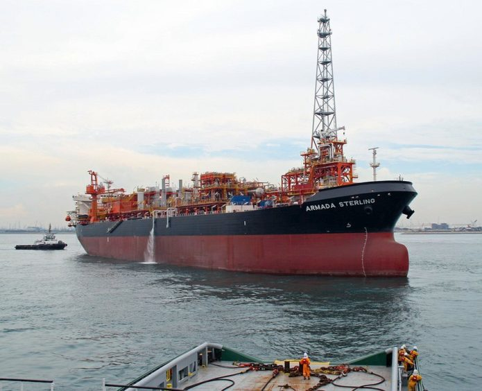 Bumi Armada has refinanced its debt and seeking to sell some of its floating production vessels