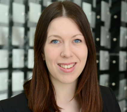 Emily Murrell, Head of Sustainable Finance and Future Cities Policy at HSBC