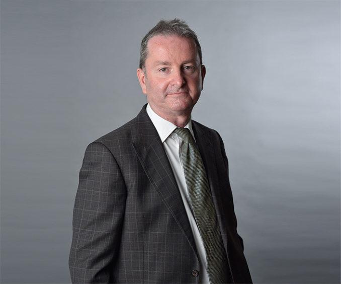 Joe Tully managing director of Brookson Legal