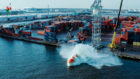 Torqeedo Provides Propulsion System for New Verhoef Aluminium Electric Freefall Lifeboat