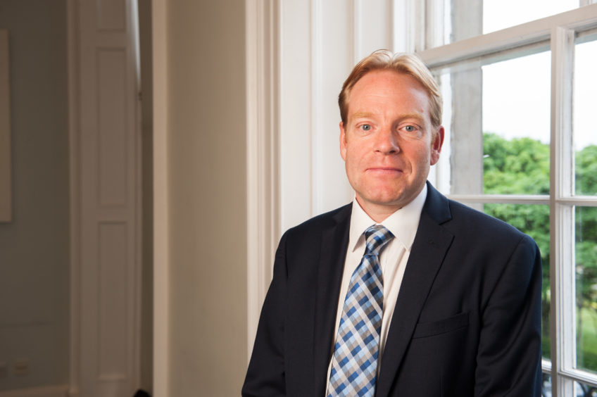 Simon Williams, Legal Director, Energy and Infrastructure at Gillespie MacAndrew LLP
