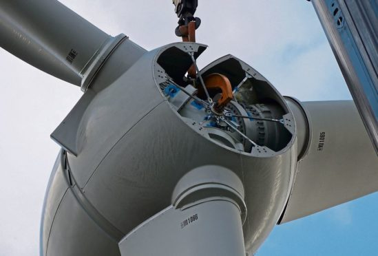 Dozens of small-scale turbines have been sold by Scottish Equity Partners