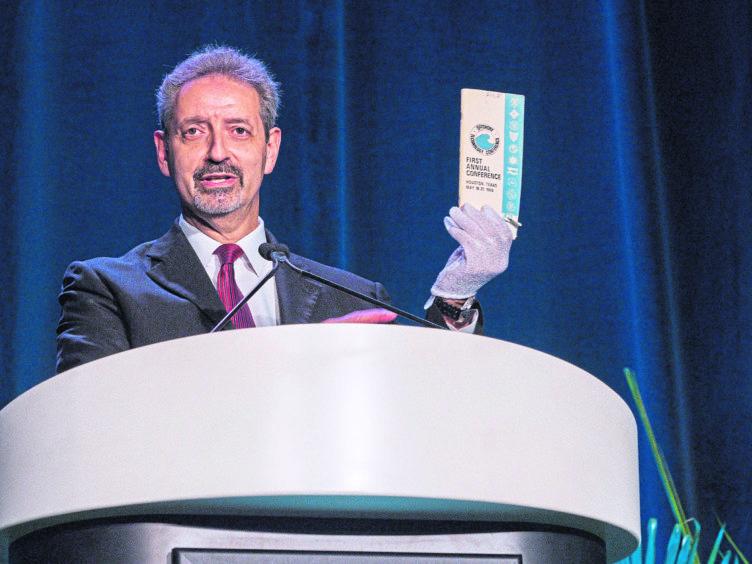 OTC chairman Wafik Beydoun