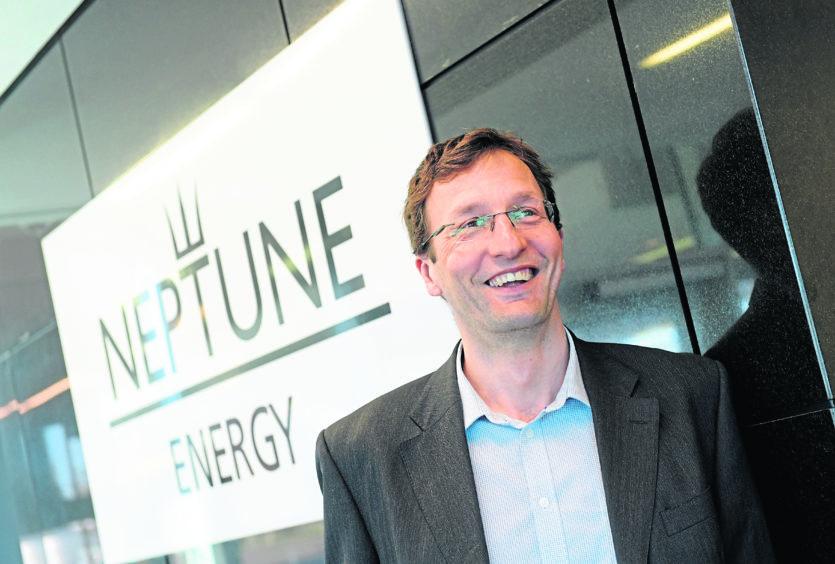 Pete Jones, VP Operations Europe, Neptune Energy