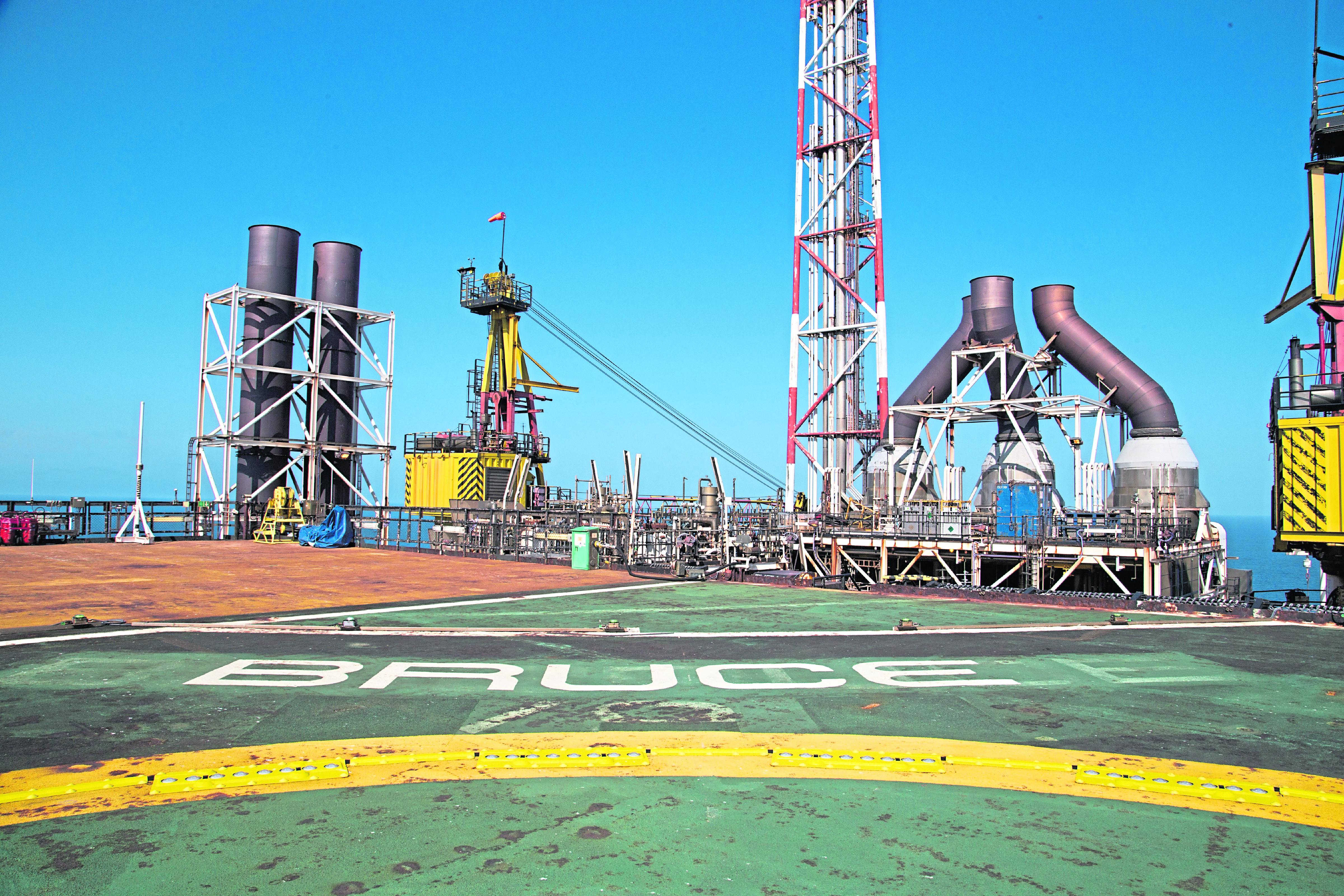 Serica's Bruce platform