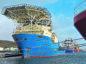 Oil traffic has increased at Lerwick harbour