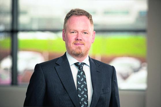 Fraser Stewart Commercial Director ASCO