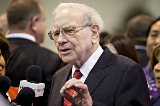 Warren Buffett Photographer: Daniel Acker/Bloomberg