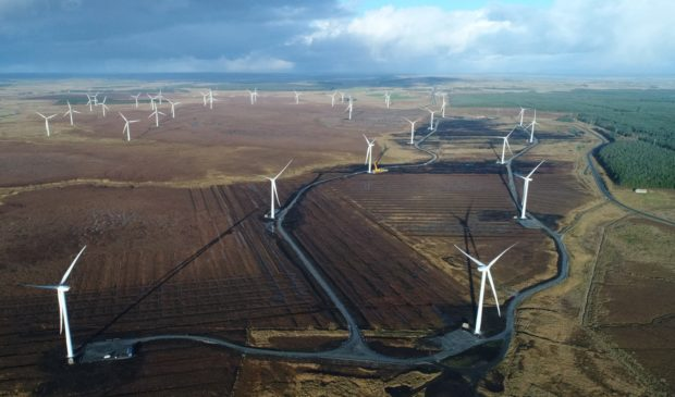 Bad a Cheo Wind Farm