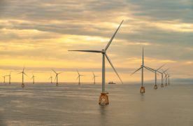 UK Government announces plans to quadruple offshore wind power by 2030