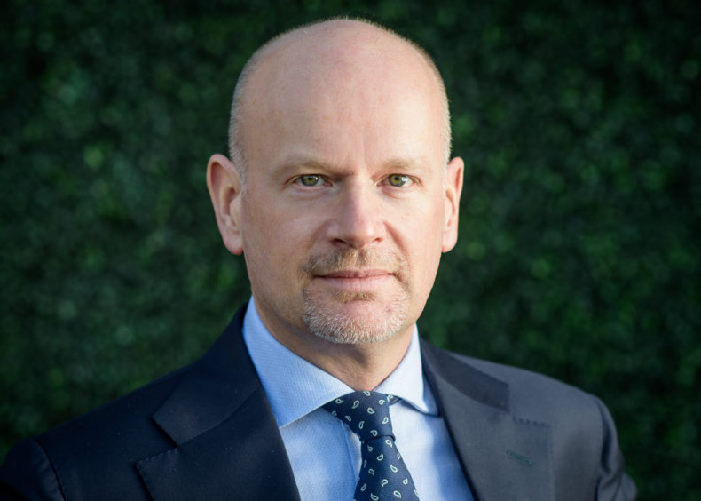 Seapulse chief executive Scott Aitken