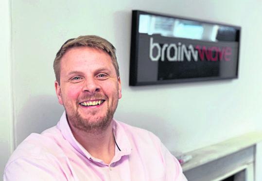 Steve Coates, chief executive, Brainnwave.