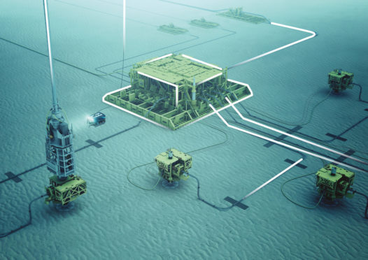 The hub would go beyond oil and gas, also focussing on renewables and defence
