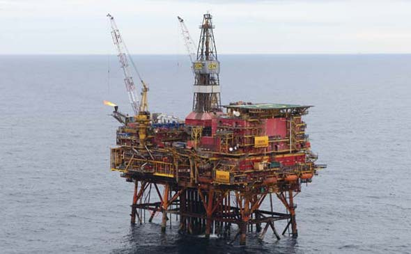 Taqa North Sea decommissioning