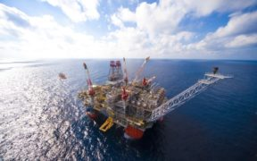 Gulf of Mexico oil platforms being evacuated at storm rolls in