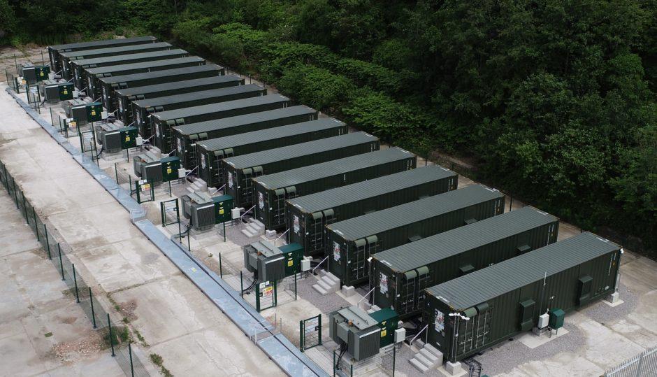 Anescos Lascar battery site.