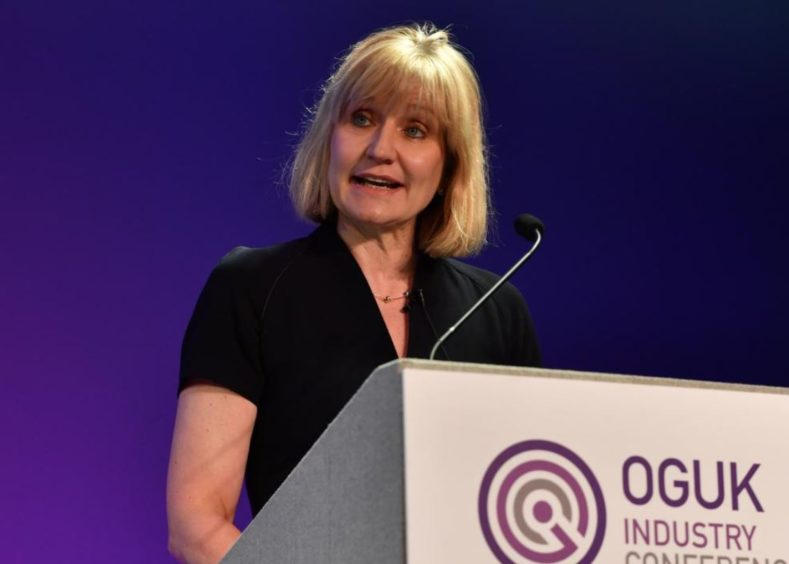 Oil and Gas UK CEO Deirdre Michie