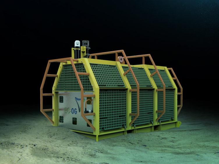 EC-OG Subsea Power Hub.