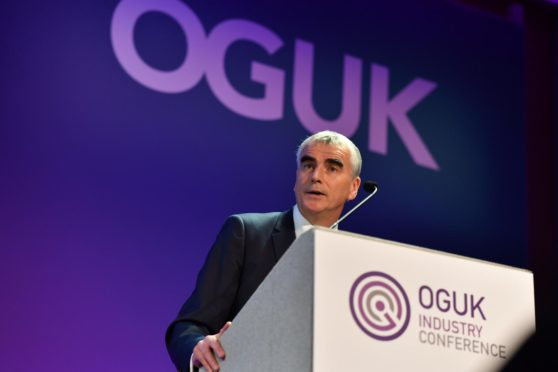 Total UK managing director Jean-Luc Guiziou