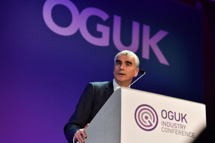 TotalEnergies UK managing director, Jean-Luc Guiziou