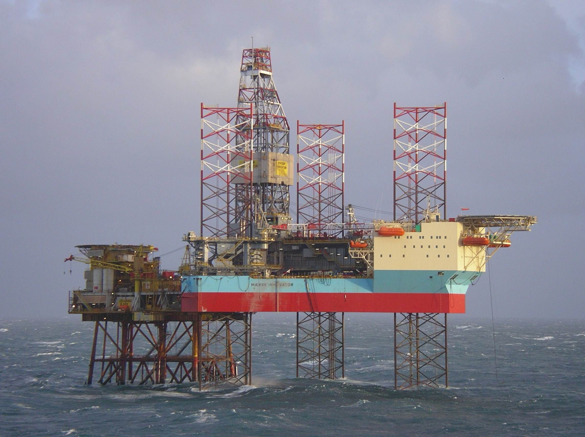 Maersk Innovator.