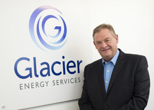 Norman Roberts, Director of Machining Solutions – Products at Glacier Energy Services