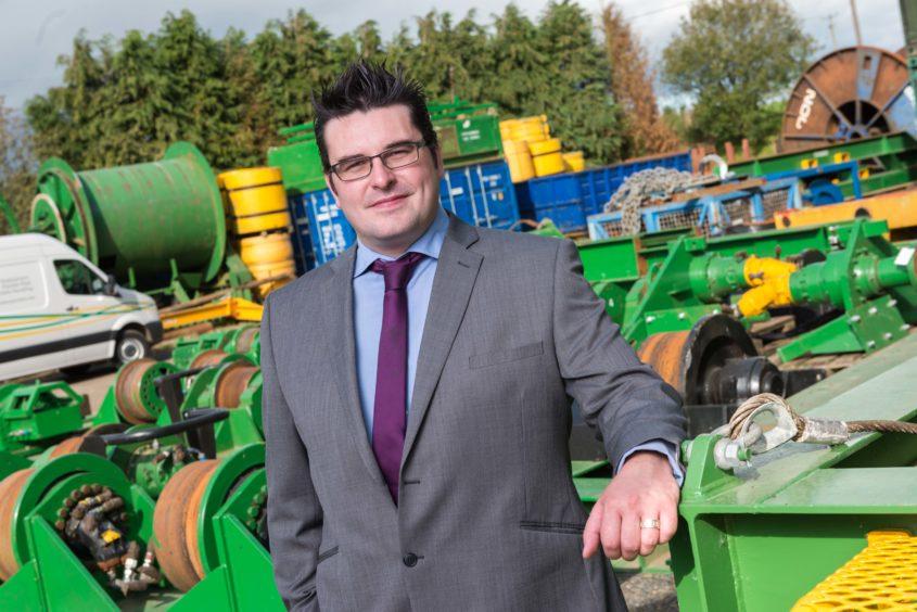 Ross Whittingham CEO Flowline Specialists