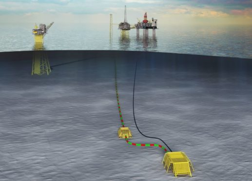 Utgard is the first of Equinor's portfolio of discoveries of the UK/Norway border to be developed.