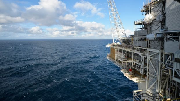 The Troll field in the North Sea has a widespread use of sand screens. (Photo: Harald Pettersen / Equinor ASA)