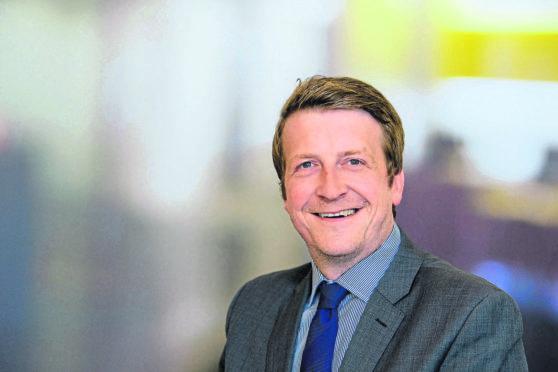 Dan Smith, Head of Aberdeen for Savills
