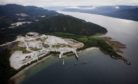The Kitimat LNG site on the Douglas Channel near the town of Kitimat, British Columbia, Canada, on Saturday, June 6, 2015. Photographer: Ben Nelms/Bloomberg