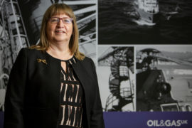 Alix Thom, Oil and Gas UK.  (Photo: Newsline Media)