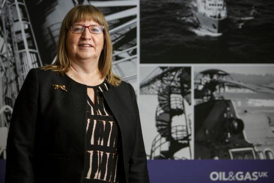 Alix Thom, Oil and Gas UK.  (Photo: Newsline Media)