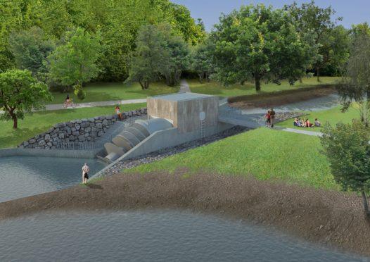 Donside hydro scheme