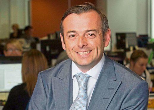 Murray Burnett, managing director of Munro's Travel