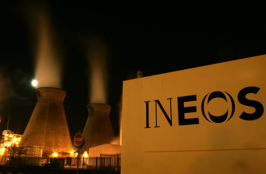 Ineos operates FPS, the North Sea's largest pipeline system by volume