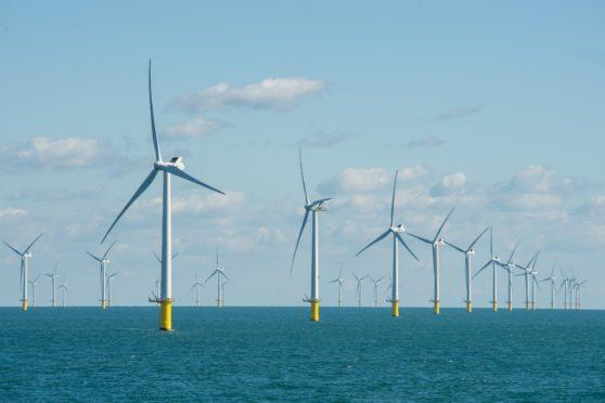 E.ON's Rampion windfarm