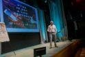"Steve Beedie runs the ""Unspoken Wounds"" mental health platform."