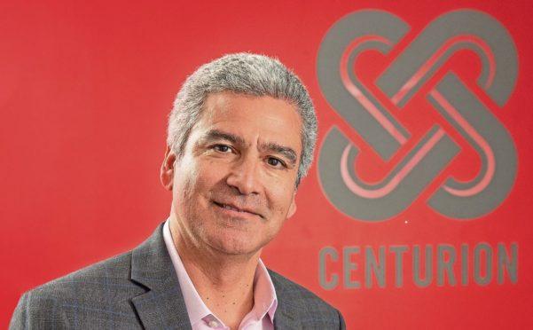 Centurion Group chief executive Fernando Assing