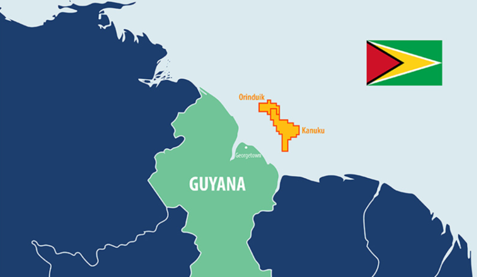 Qatar Petroleum has agreed a deal with Total to buy stakes in two blocks offshore Guyana.