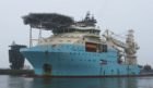 Maersk Installer