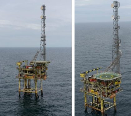 Perenco submitted decom plans for the Pickerill Alpha and Bravo installations earlier this year.