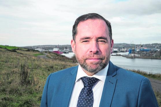 David Rennie will soon become head of global energy at Scottish Development International.