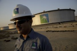 Aramco joins Exxon, BP, Shell in pledging to curb emissions