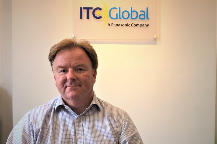 Richard Elson, ITC Global.